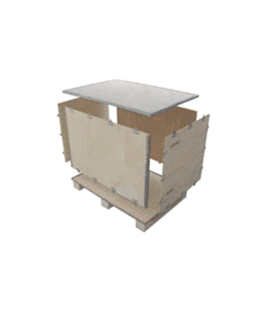 钢带箱包装